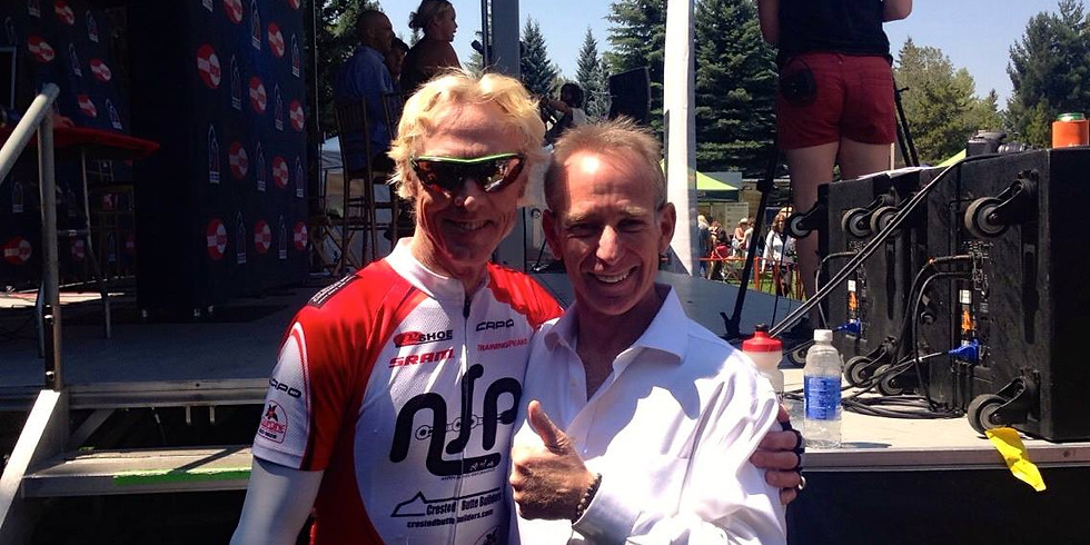 Life With Breath In Athletic Training @ 12th Annual Bob Roll & Dr. Max Testa Cycling Event