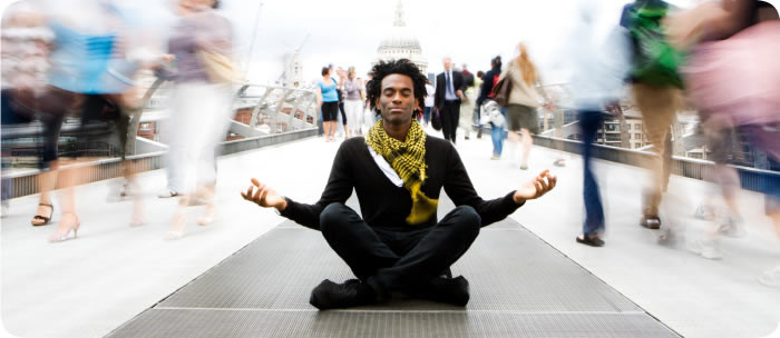 A Breathing Exercise To Help You Live In The Moment