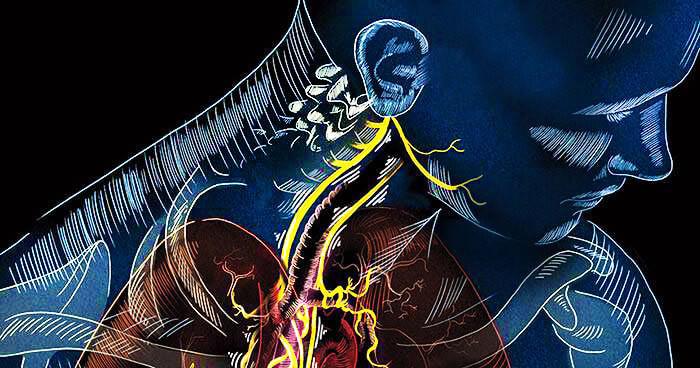 "Vagus Nerve Stimulation To Inhibit Covid19 ""Cytokine Storm"""
