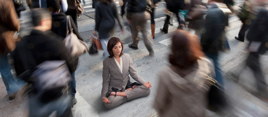 5-Minute Breathing Exercise To Reduce Stress