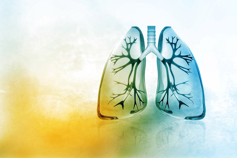 Ed Harrold & Margaret Moore provides tips for breathing exercises for breathing through Covid19 crisis.