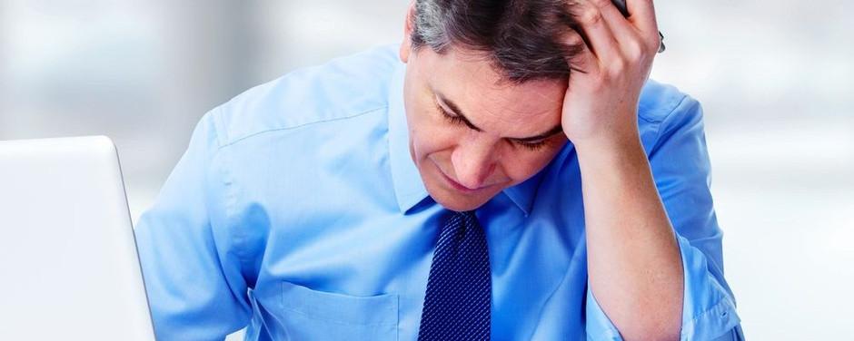 Chronic Stress:  Do You Churn & Burn Your Days?