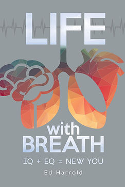 Ed Harrold Life With Breath Book