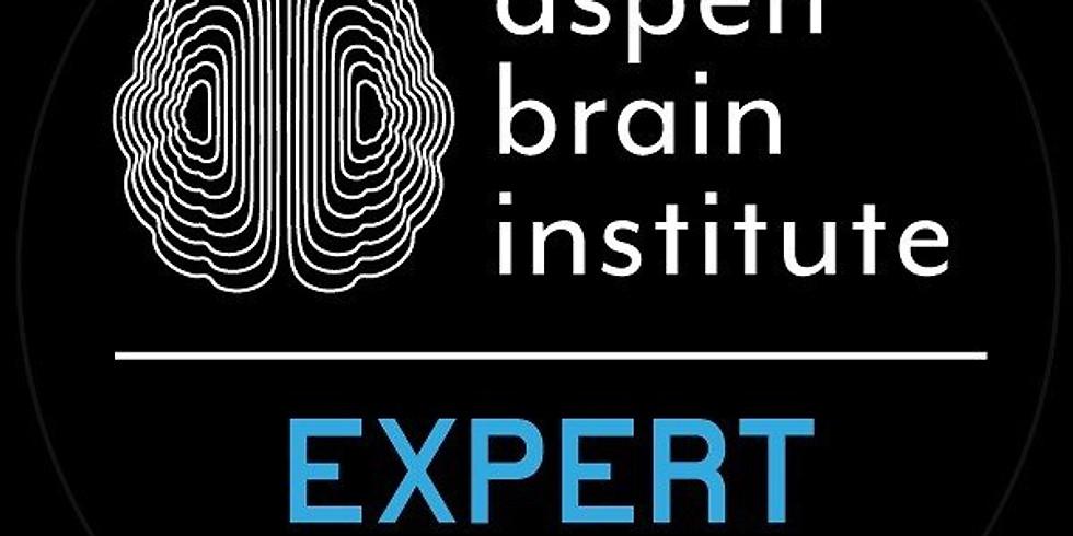 Breath AS Medicine in Brain Health @ Aspen Brain Institute Speaker Series