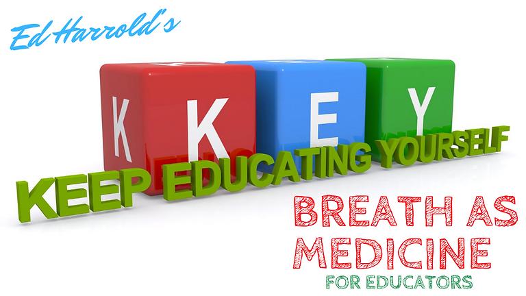 10-Hour Breath AS Medicine Breath Course For Educators