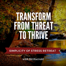 Transform from threat to thrive (Webinar