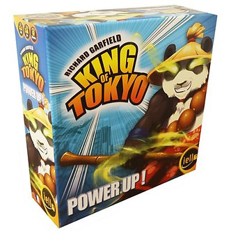 King of Tokyo : Power up! (VF)