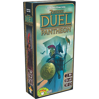 7 Wonders Duel : Pantheon (VF)