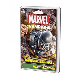 Marvel Champions : Les Démolisseurs - Paquet Scénario (VF)