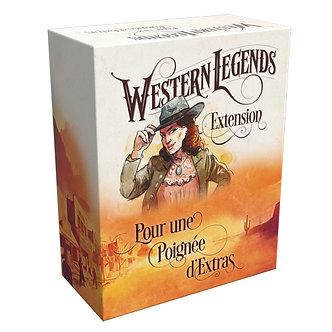 Western Legends : Une Poignée d'extras