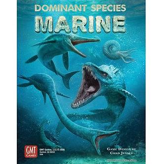 Dominant Species : Marine (VA)