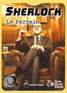 Série Sherlock : Le Parrain (VF)