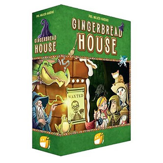 Gingerbread House (VF)