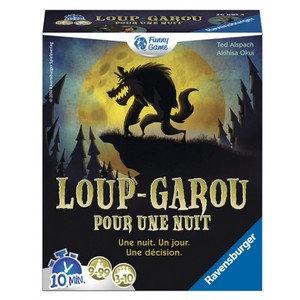 Loup Garou pour une nuit (VF)