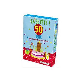50 jeux pour les anniversaires d'enfants