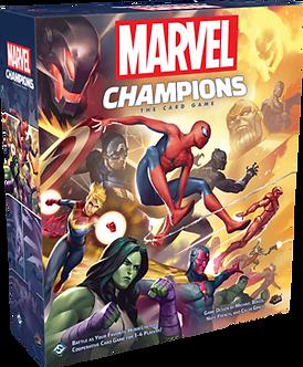 Marvel Champions : Le Jeu de Cartes (VF)
