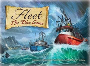 Fleet : The Dice Game (VA)