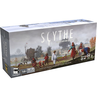 Scythe : Conquérants du lointain (VF)