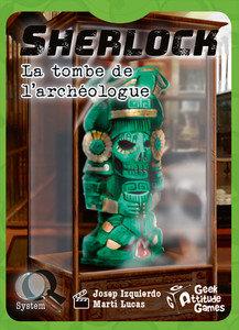 Série Sherlock : La tombe de l'archéologue (VF)