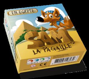 Sam La Pagaille en Égypte (VF)