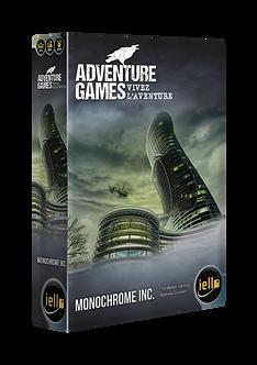 Adventure games: Monochrome (VF)