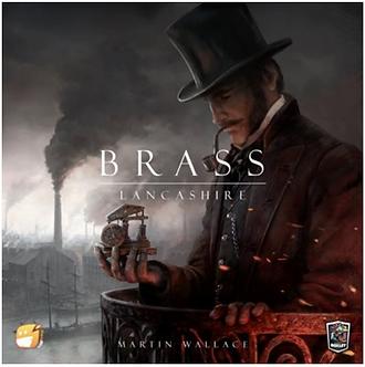 Brass : Lancashire (VF)