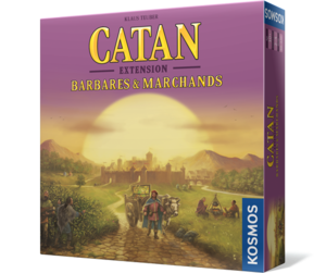 Catan : Barbares et Marchands (VF)