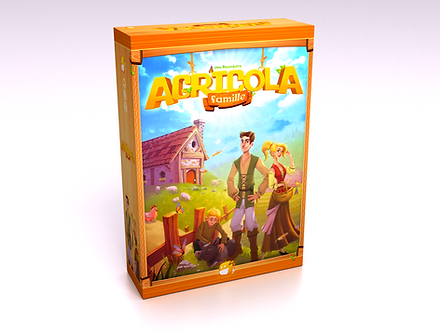 Agricola - Famille (VF)