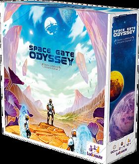 Space Gate Odyssey (VF)