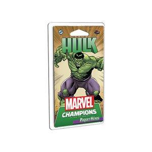 Marvel Champions : Hulk - Paquet Héros (VF)
