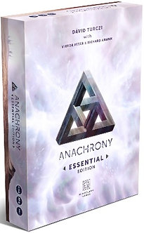 Anachrony : Essential Edition (VA)