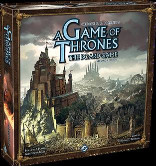 Le Trône de fer: Le jeu de plateau -2e édition (VF)