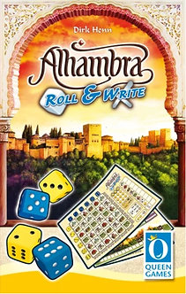 Alhambra - Roll and Write (AN)