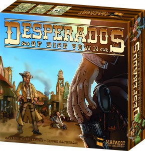 Desperados of Dice Town (FR)