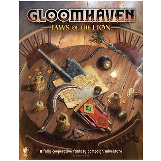 Gloomhaven : Jaws of the Lion (VA)