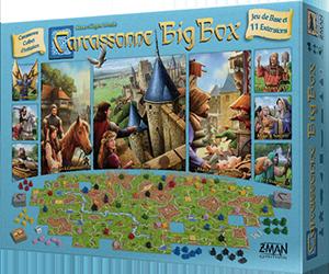 Carcassonne - Big Box (VF)