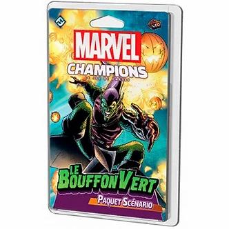 Marvel Champions : Le Bouffon Vert - Paquet Scénario (VF)