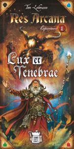Res Arcana : Lux et Tenebrae (VF)