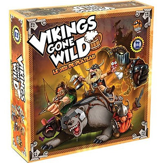 Vikings gone wild (VF)