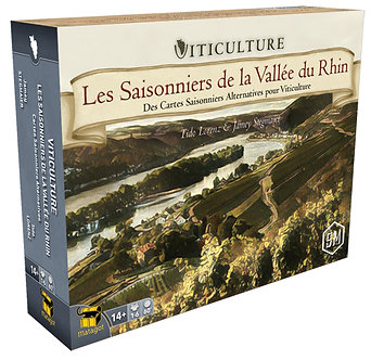 Viticulture : Saisonniers de la Vallée du Rhin (VF)