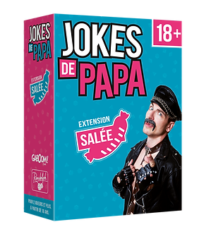 Jokes de Papa : Ext. Salée (VF)
