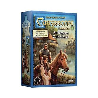 Carcassonne - Auberges et Cathédrales