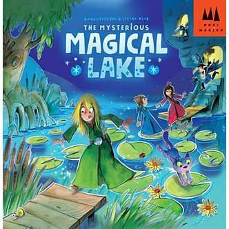 Le Mystérieux Lac Magique (ML)