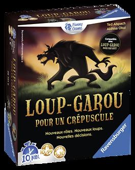 Loup Garou pour un crépuscule (VF)