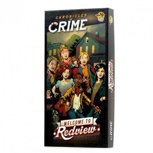 Chronicles of Crime : Welcome to Redwiew (VF)