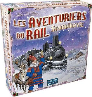 Les Aventuriers du Rail - Scandinavie (VF)