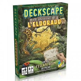 Deckscape : Le Mystère de l'El Dorado (VF)