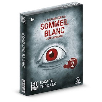 50 Clues #2 : Sommeil Blanc (VF)