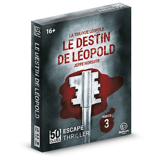 50 Clues #3 : Le Destin de Leopold (VF)