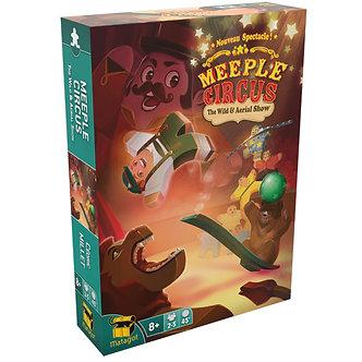 Meeple Circus : Animaux (VF)